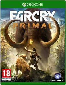 Far Cry Primal (Xbox One/PS4) - 53,99 € (inkl. Versand)