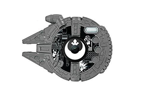 Amazon: Lexibook Star Wars SW140DJ Millennium Falcon Digitalkamera mit LC-Farbdisplay für 7,48€