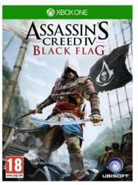 [CDKeys] Assassin's Creed IV 4: Black Flag (Xbox One) - digital für 3,01€