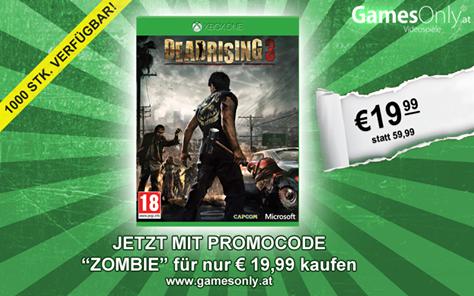 GamesOnly: Dead Rising 3 - Apocalypse Edition (Xbox One) für 23,98€
