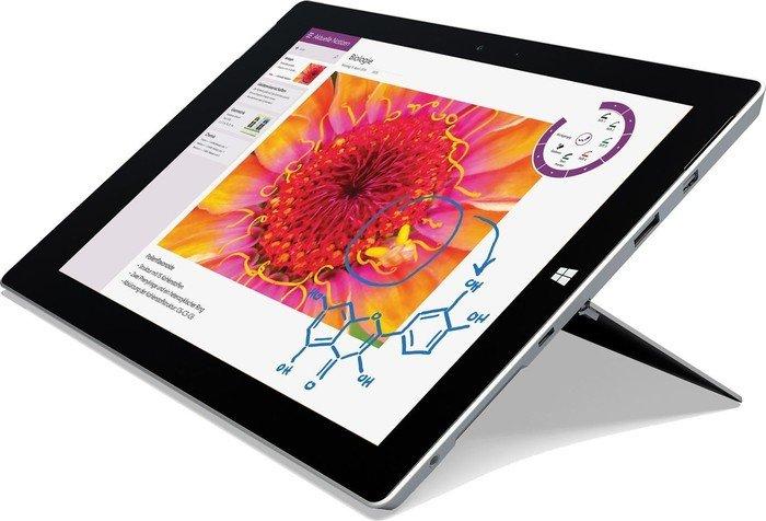 Microsoft Surface 3 (128 GB, LTE, 4 GB) um 612,50 € - bis zu 29% sparen
