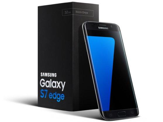 Amazon: Samsung S7 Edge (32 GB) um 757 € (+ VR Brille gratis) - Bestpreis
