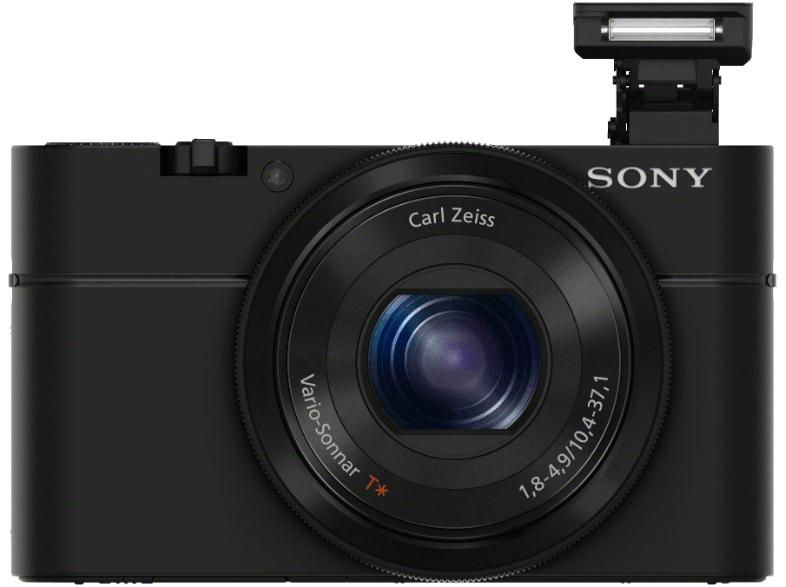 """[SATURN] SONY Cyber-shot™ DSC-RX100 Kamera mit 1""""-Sensor"""