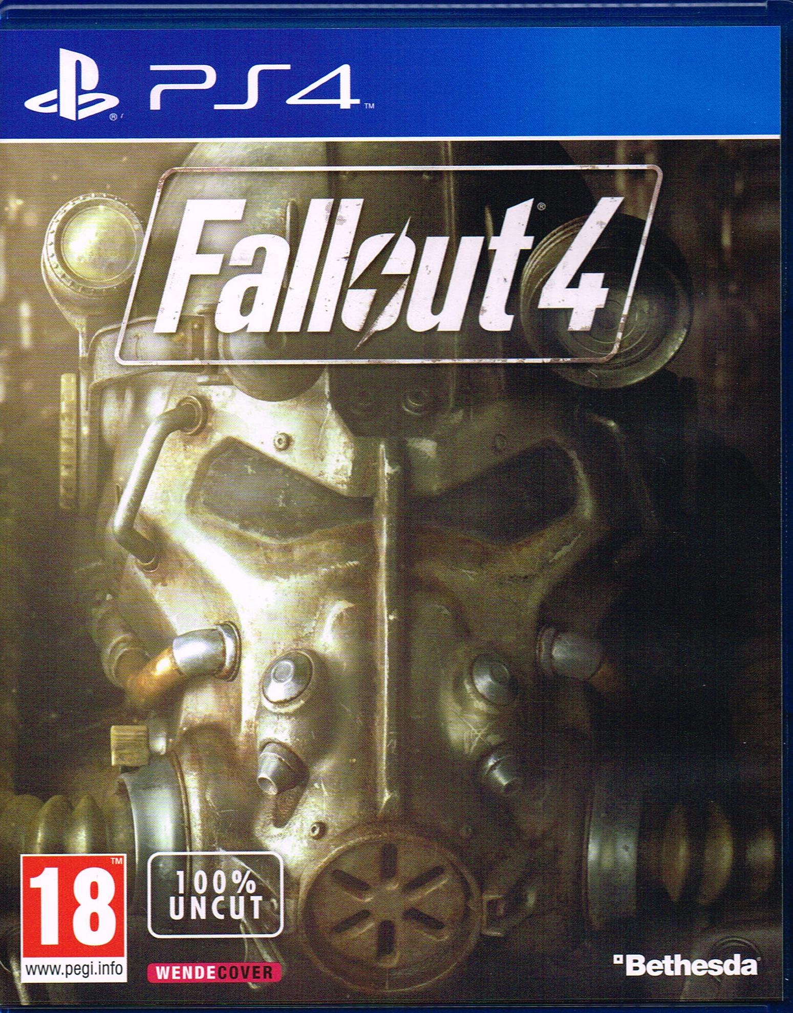 [Gamesware.at] Bestpreis für Fallout 4 PS4/Xbox One um 34,90€ , PC um 33,90€