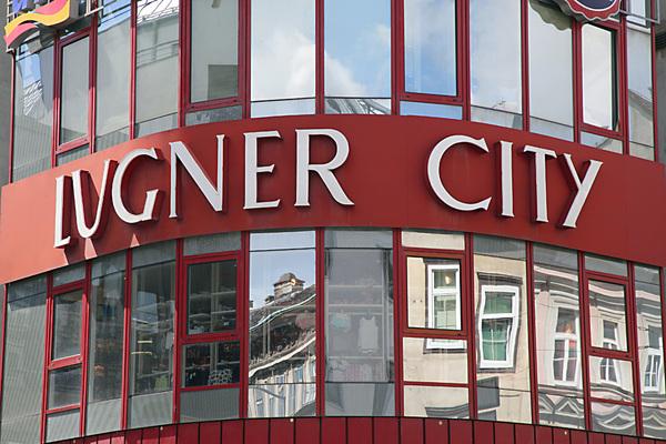 Lugner City - 15% auf Alles / ganztags gratis Parken / nur am 25.2.2016
