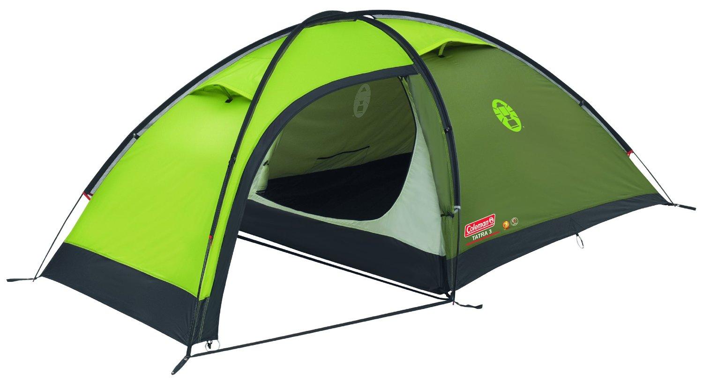 Preisfehler? Coleman Tatra 2 Green 2-Personen-Zelt für 119,22€ (statt 191€)