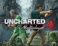 PSN: Uncharted 4: A Thief's End Multiplayer Open Weekend - vom 4. bis zum 6. März