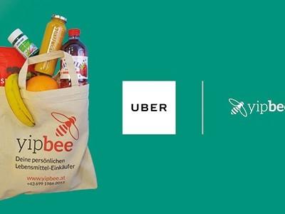 [Freebie] [uber.at] Sackerl mit Obst/Smoothies/Kaffee/etc. + Zustellung