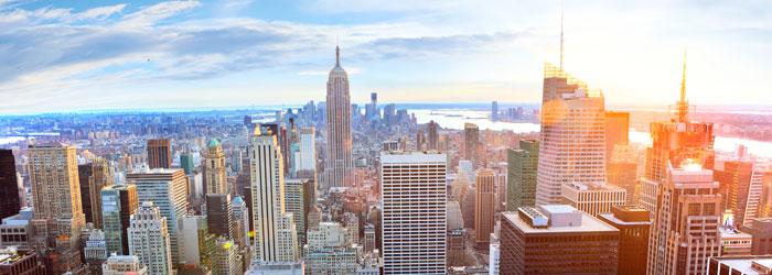 New York: 5 Nächte im 4* Hotel in Manhattan + Flug von März – April ab 663€