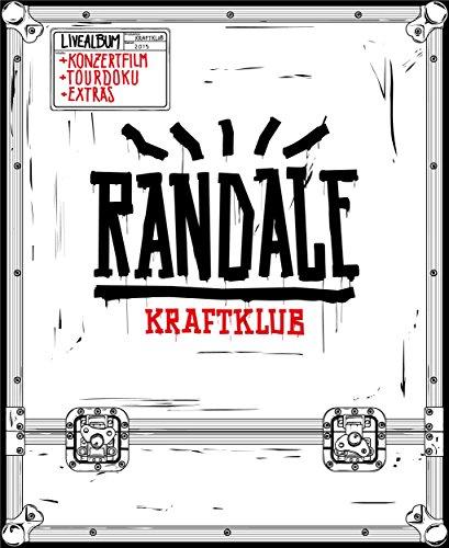 Kraftklub - Randale Live Limited Bluray für 11.00 Euro @Amazon