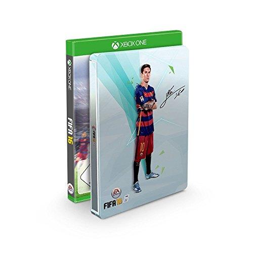 FIFA 16 Steelbox (XBox One) um 28 € inkl Versand - min 38% sparen