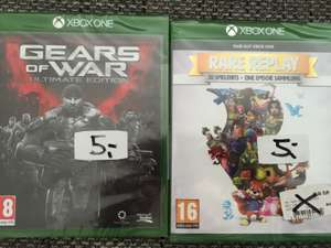 Media Markt Wien Mitte: Gears of War - Ultimate Edition oder Rare Replay für je 5€!