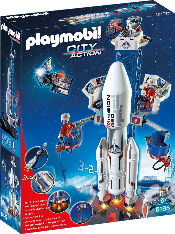 PLAYMOBIL® 6195 - Weltraumrakete mit Basisstation für 34€ (Idealo 45€)