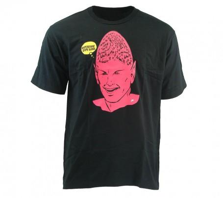 Nike T-Shirt schwarz für 7,98€ inkl. VSK @outlet46.de