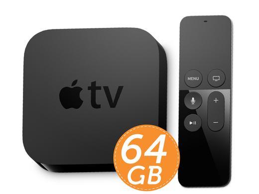 iBood: Apple TV 2015 mit 64GB (MLNC2ZD/A) für 185,90€