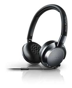 Amazon: Philips Fidelio NC1 ANC-On-Ear-Kopfhörer um €99,99 statt €249