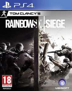 HDGameShop: Tom Clancy's Rainbow Six Siege (PlayStation 4 / Xbox One) für 29,99€