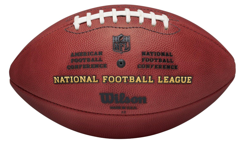 """Wilson """"The Duke"""" American Football für 80€ – offizieller Spielball der NFL seit 1941"""