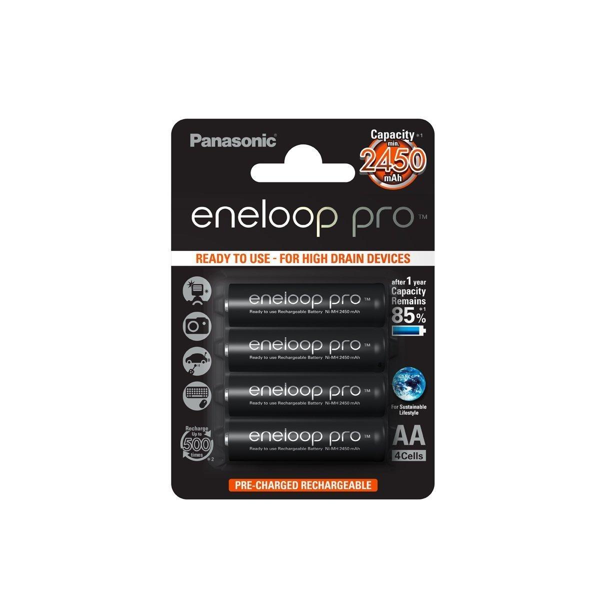 Amazon Oster Tagesangebote vom 16. März - u.a. mit: Panasonic eneloop Akkus zum Aktionspreis