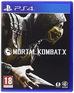 [Amazon.it] Mortal Kombat X [PS4/Xbox One] für 23,48€ | bis 47% sparen