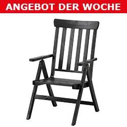 """IKEA WIen Vösendorf: """"Ängsö"""" Hochlehner (außen) um 19,99 € - 75% sparen"""