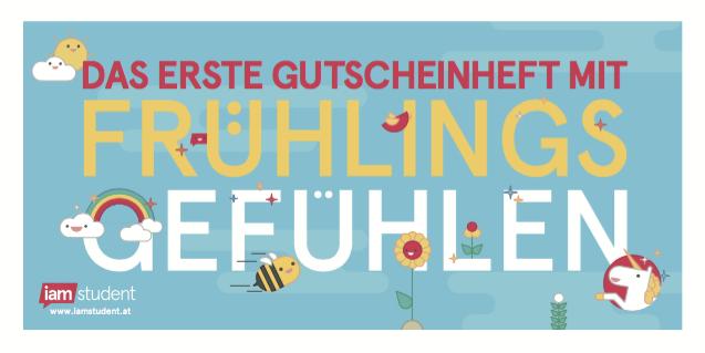 iamstudent Gutscheinheft - auch für nicht Studierende! - u.a. mit: 20€ Mömax Gutschein
