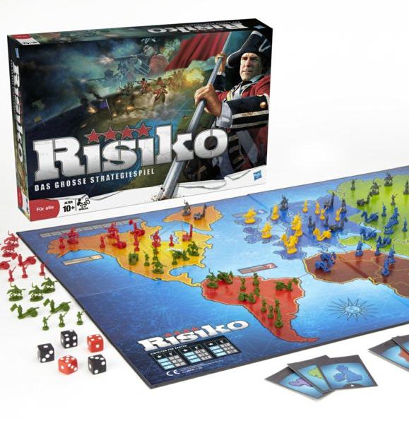 """Hasbro """"Risiko"""" für nur 24,19€ (sonst 33€)"""