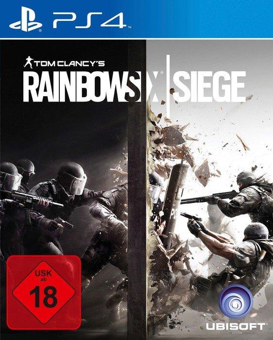 [Amazon.uk] Tom Clancy's Rainbow Six Siege (PS4) für 29,91 EUR inkl. Versand