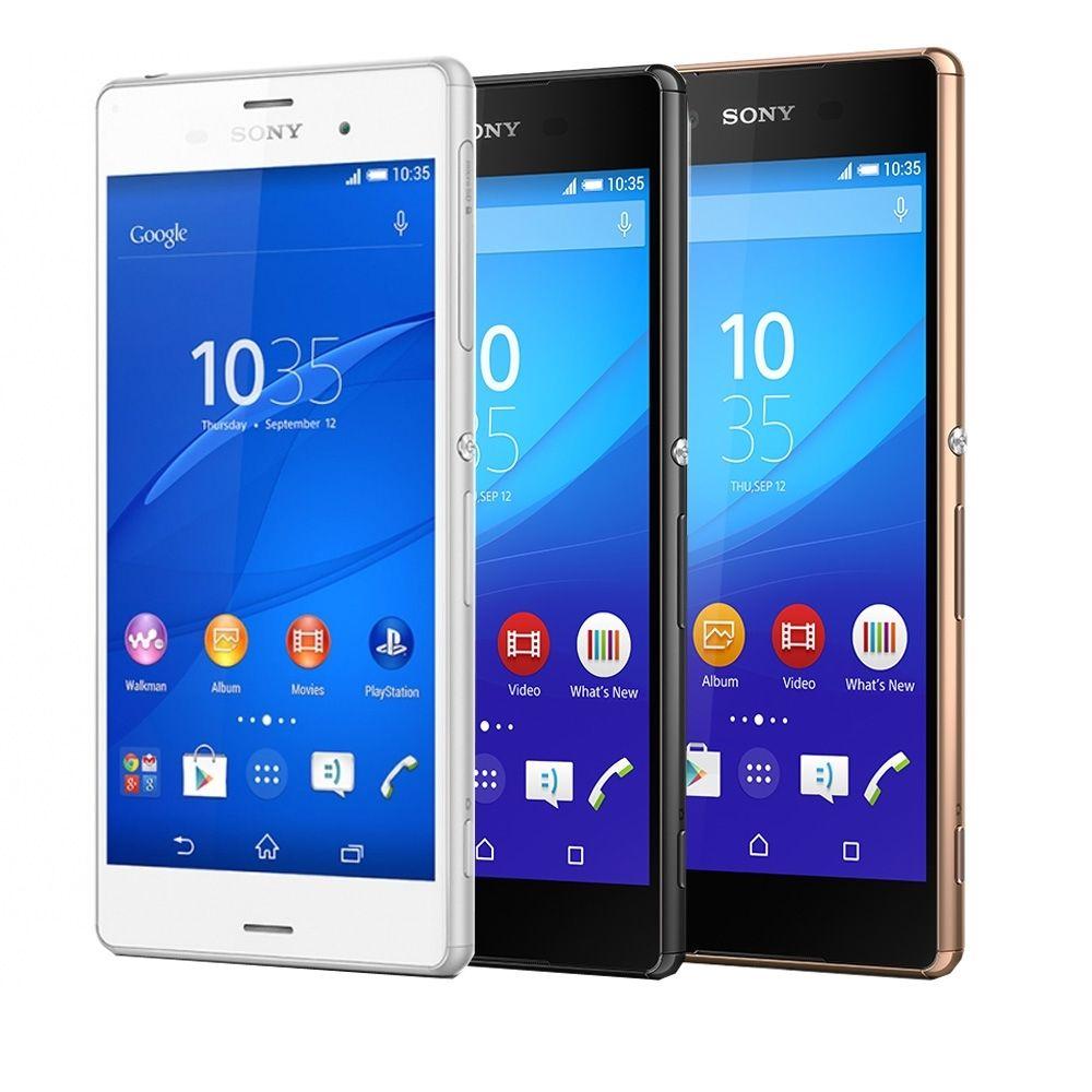 eBay: Sony Xperia Z3 D6603 Android Smartphone mit 16GB für 288,80€