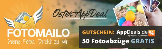 50 Fotoabzüge gratis und ohne Versandkosten