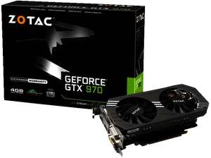 Zotac Nvidia GeForce GTX970 incl. The Division & Gratis Versand
