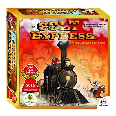 Colt Express (Spiel des Jahres 2015) ab 14,70€ statt 19€