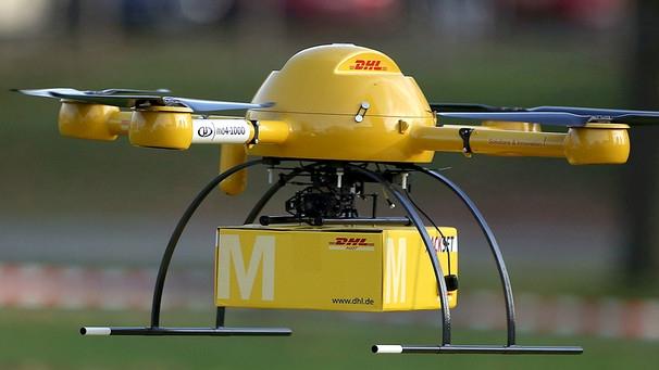 (OMG!) Amazon startet Drohnen-Lieferung in Österreich & Deutschland!