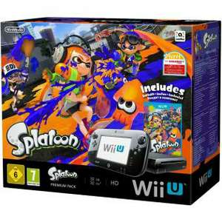 Redcoon - Nintendo Wii U Premium + Splatoon um 222€
