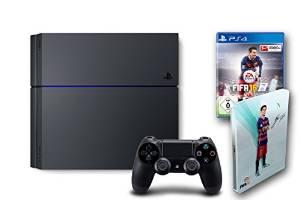 [Amazon.de] PS4 Angebote: PS4 (neue Rev.) um 299,97€ + FIFA 16 um 329,97€ - bis 13% Ersparnis