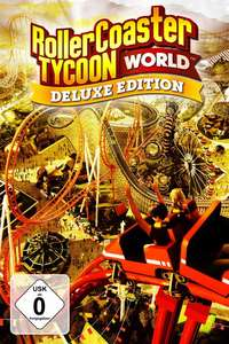 [Amazon.de] Preisfehler! RollerCoaster Tycoon World Deluxe Edition (Steam) für 9€ - über 45% sparen