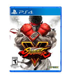 [Amazon.com] Street Fighter V (PS4) für 18,99€ - 68% sparen