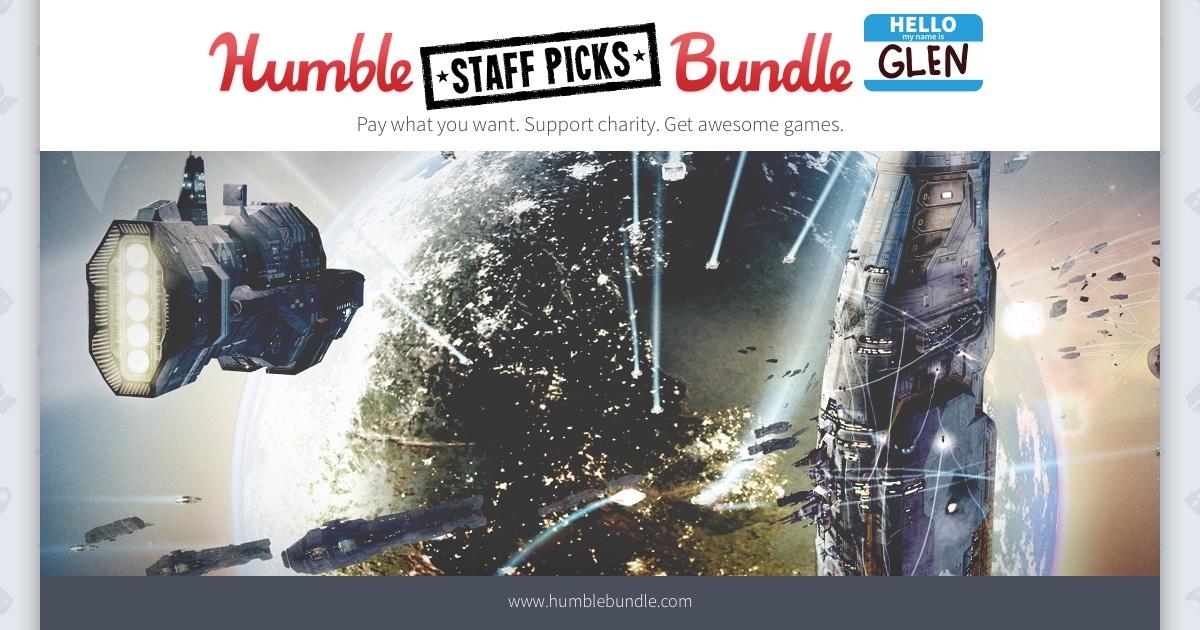 Humble Staff Picks Bundle - bis zu 11 Spiele (Steam) ab 0,88€