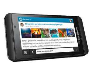 eBay: BlackBerry Z10 Smartphone (refurbished) für 71,90€