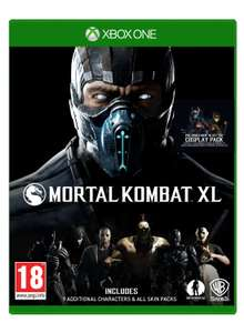 Amazon: Mortal Kombat XL (Xbox One) für 21,05€