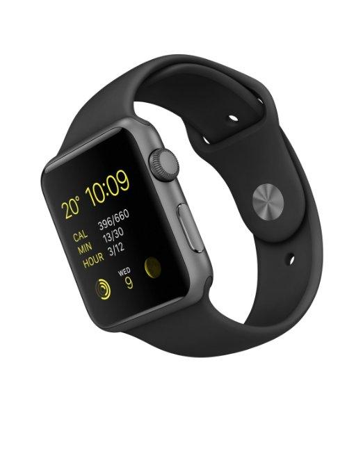 Amazon UK: Apple Watch Sport (42 mm) um 360 € inkl Versand - 10% sparen