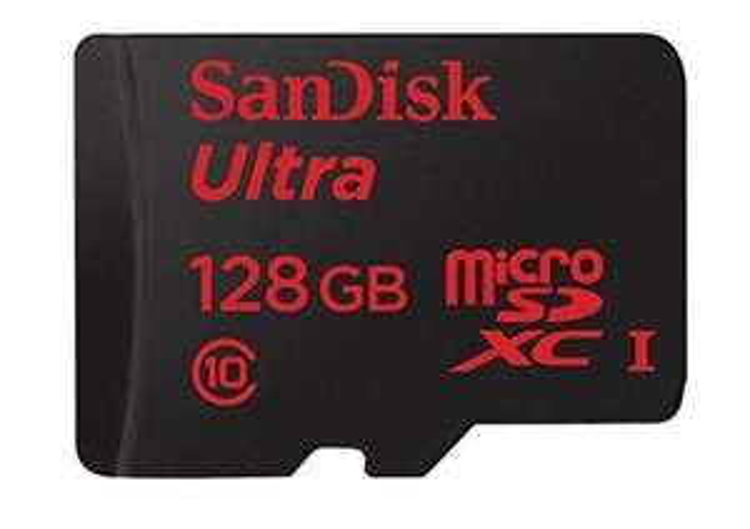 Amazon - microSD Karte 128GB im Angebot