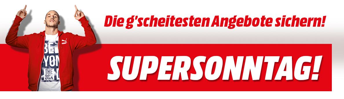 Media Markt Supersonntag am 17. April - u.a. mit: Canon IXUS 275 HS Schwarz - Digitalkamera für 119€