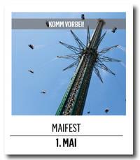 Wiener Prater - Maifest am 1.5.2016 - Gratis-Eintritte, Party und Ermäßigungen