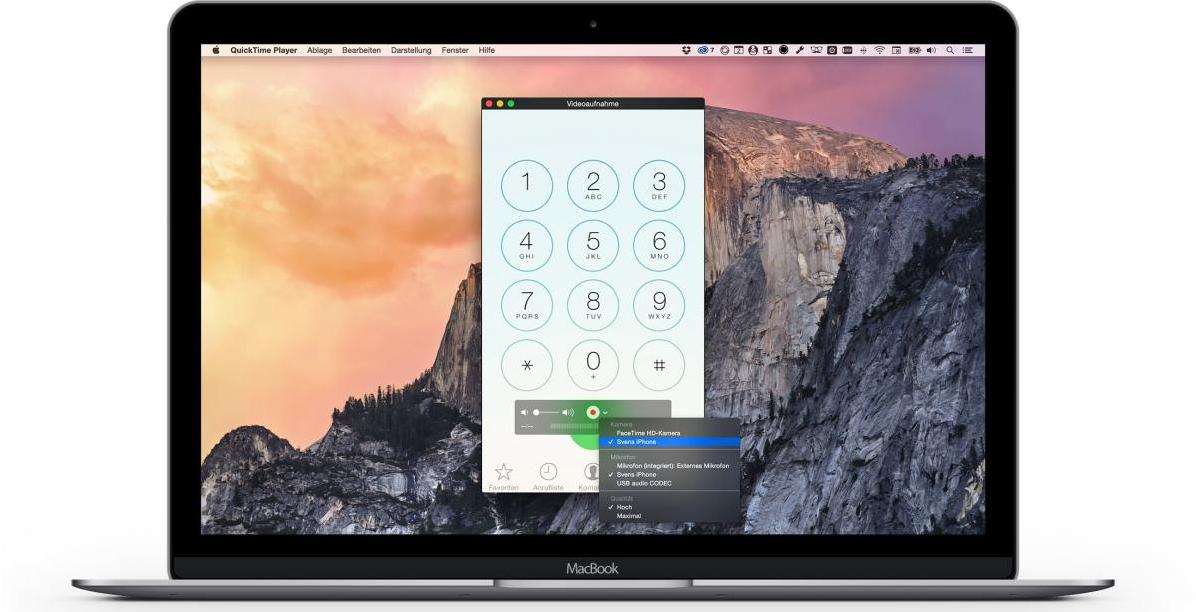 (Trick) iPhones auf Macs spiegeln - kostenlos (und ohne Apps!)