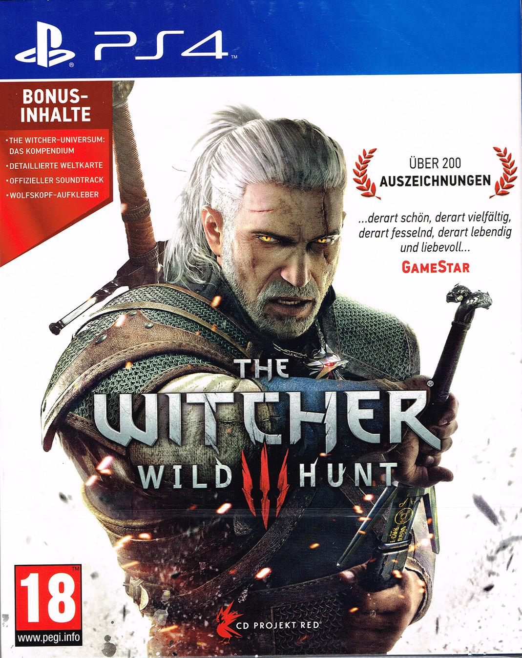 gameware.at: The Witcher 3: Wild Hunt für PS4, XONE, PC um €29,90