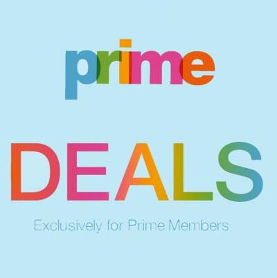 Amazon Prime Deals: viele verschiedene Angebote (nur heute)