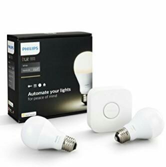 Philips Hue dimmbare & App-gesteuerte LEDs im Starter Set