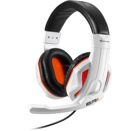 [ZackZack] Sharkoon Rush ER1 Gaming Headset für 14,99€ - 36% Ersparnis
