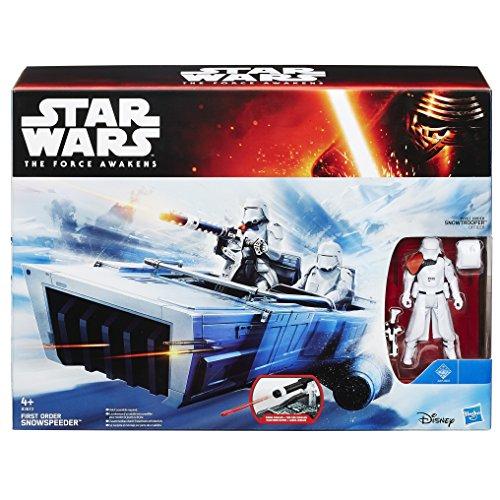 """Hasbro """"Star Wars 7 Snow- bzw Landspeeder"""" um 22,22 € - 42% sparen"""
